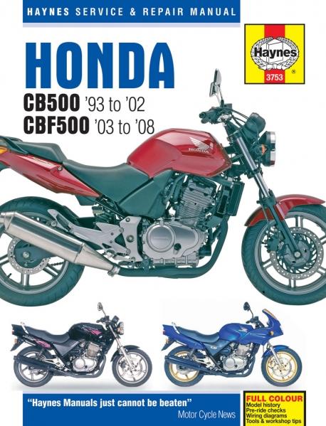 Prime Werkstatt Handbuch Haynes Honda Cb500 93 02 Und Cbf500 03 08 Mpartz De Wiring 101 Breceaxxcnl